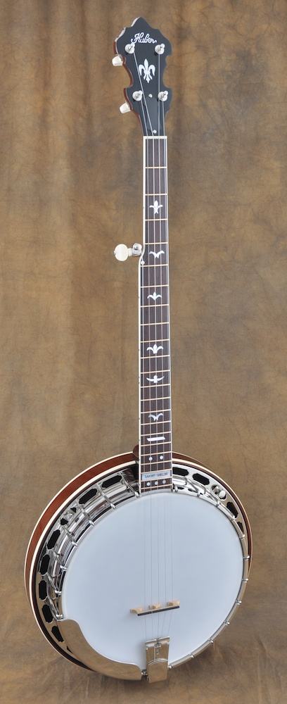 Huber Shelor Banjo